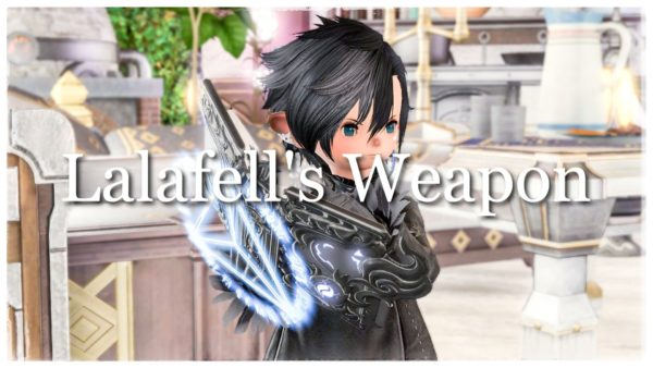 Lalafell's Weapon
